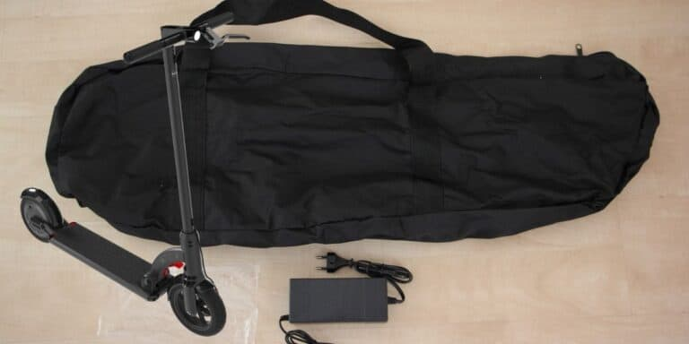 e-scooter carry bag